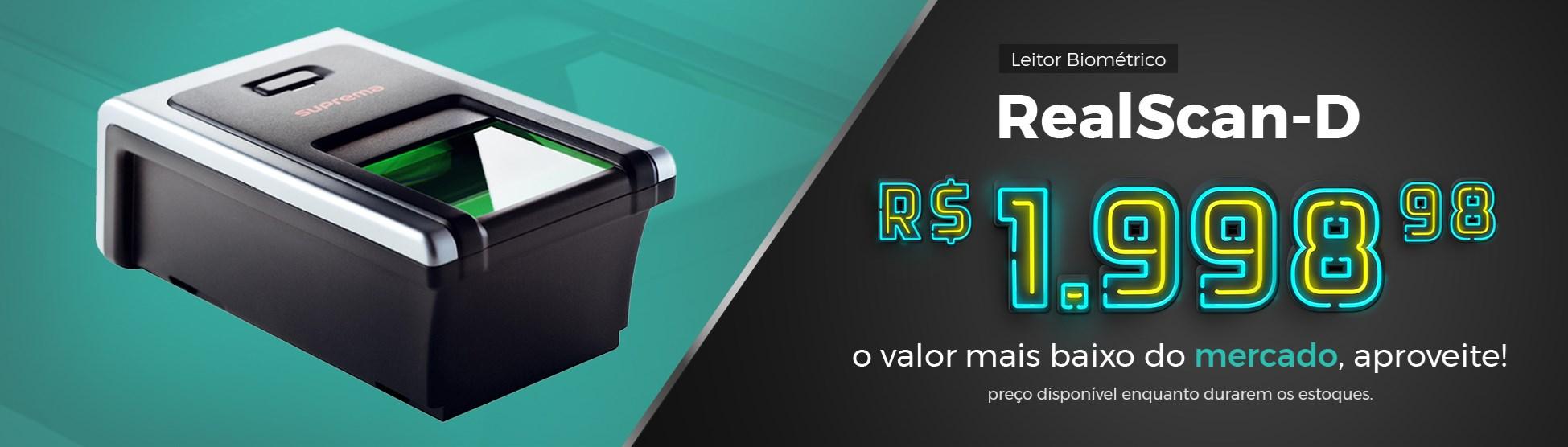 RealScan-D