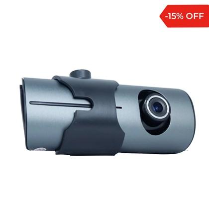 Câmera Veicular Full HD com duas Câmeras para Motoristas Profissionais