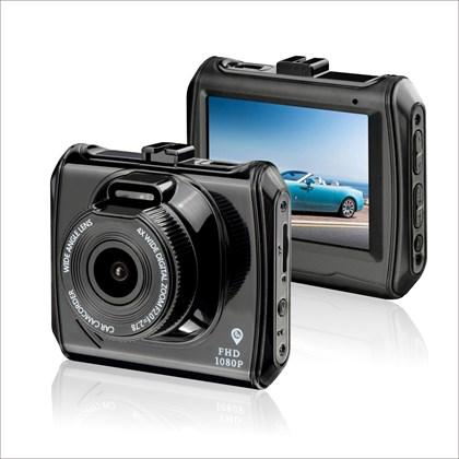 Câmera Veicular Full HD para Viagens e Motoristas de Aplicativos