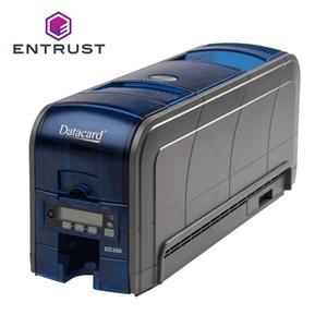 Impressora Datacard Para Cartões - Sd360 - 506339-001 + Brinde