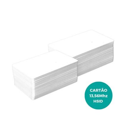 Kit Cartão de Proximidade RFID 13.56Mhz ISO - Akiyama - 100 unidades