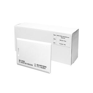 Kit Cartão Proximidade Clamshell RFID 125Khz com furo - Akiyama - 100 Unidades