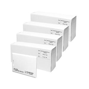 Kit Cartão Proximidade Clamshell RFID 125Khz com furo - Akiyama - 500 Unidades