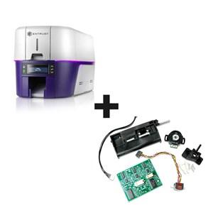 Kit Impressora Datacard DS2 Sigma SD260 Simplex com Tarja Magnética