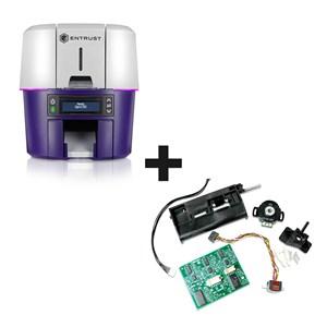 Kit Impressora Datacard DS2 Sigma SD360 Duplex com Tarja Magnética