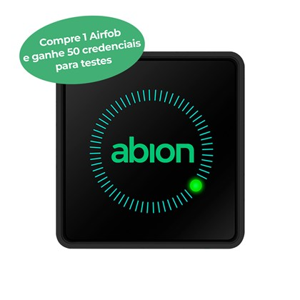 Leitor Airfob Suprema Conversor Mobile BLE-RFID 13.56MHZ