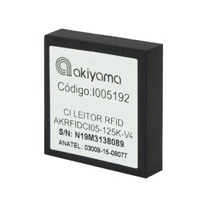 Leitor RFID 125 kHz - Circuitos Embarcados Anatel