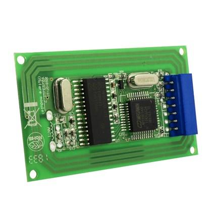Leitor RFID Tica 13,56MHz embarcado V2