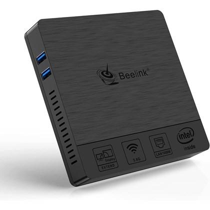 Mini Pc BT4 Intel Atom X5-Z8500 4GB RAM 64GB ROM 1000M LAN 5.8G WiFi 4 x USB 3.0 bluetooth 4.0 Windows