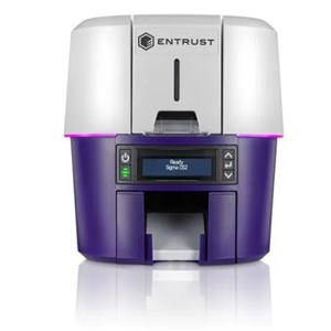 Nova Impressora SIGMA ENTRUST DATACARD para cartões - DS2 SIMPLEX 525301-001