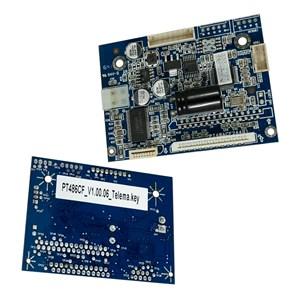 Placa de controle para impressora PT486 (indicada para Relógio de Ponto, Totens e sistemas de senhas)