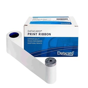 Ribbon Branco - 1500 Impressões - 532000-004 - Entrust Datacard