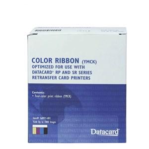 Ribbon Colorido - 1000 Impressões - 568971-001 - Entrust Datacard