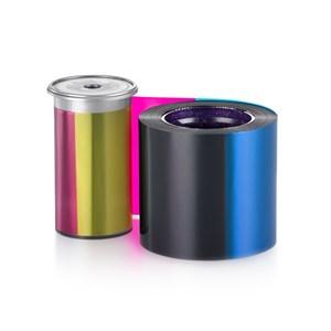 Ribbon Colorido Sigma - 250 Impressões - 525100-001 - Entrust