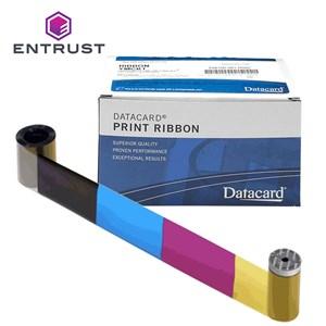 Ribbon Datacard Colorido • 534100-001-R002 • YMCKT
